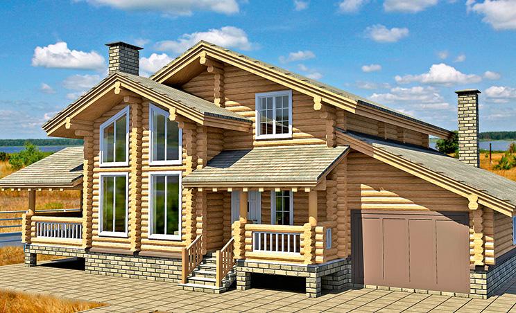 Проект дома №92