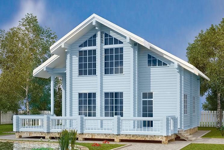 Проект дома №58