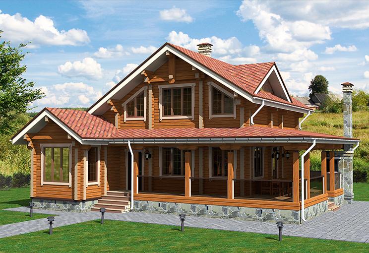 Проект дома №60