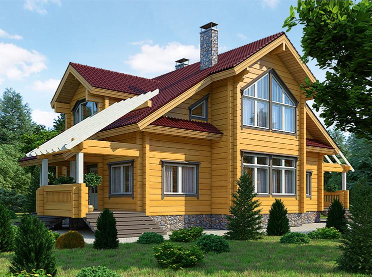 Проект дома №94
