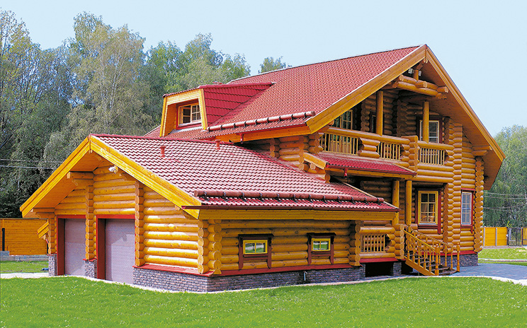 Проект дома №95