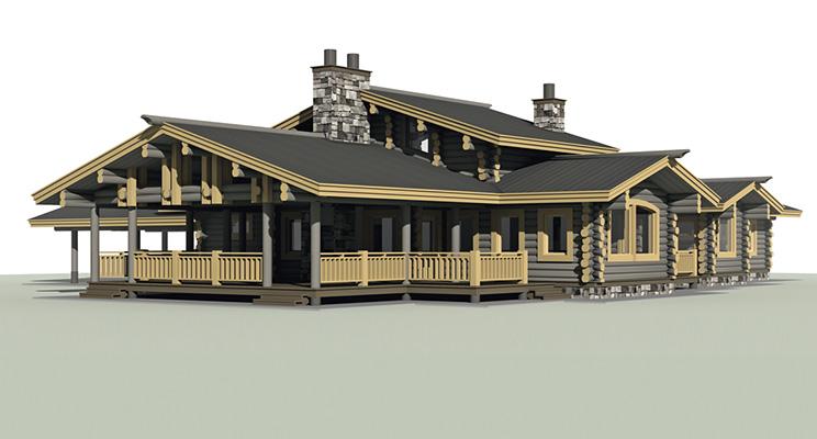 Проект дома №99