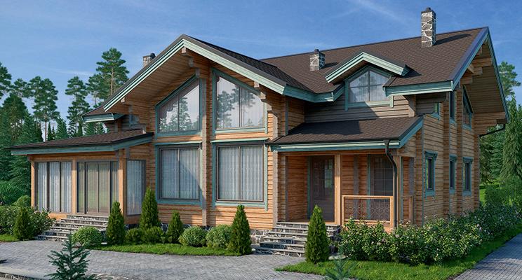 Проект дома №109