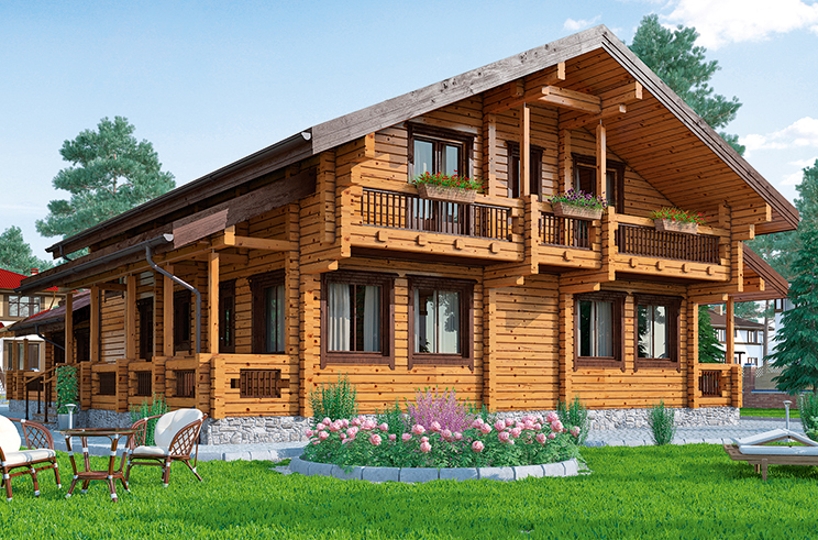 Проект дома №113