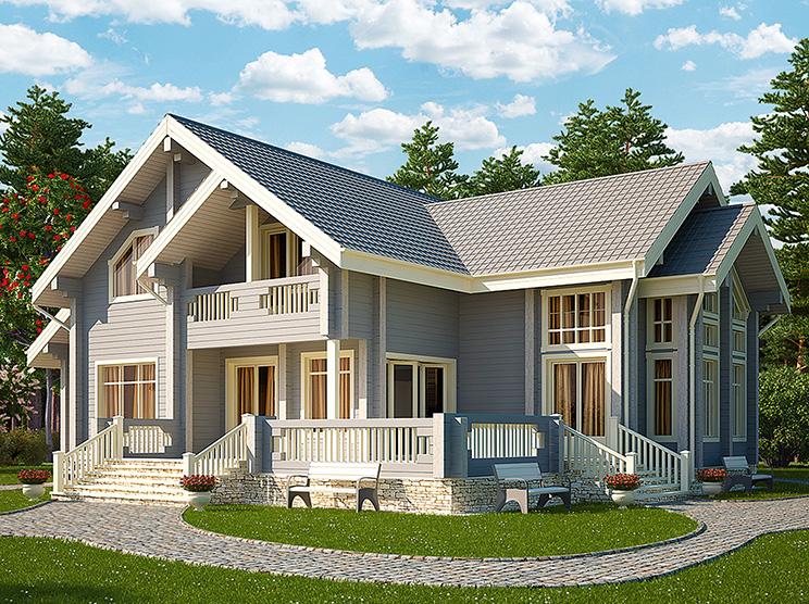 Проект дома №131