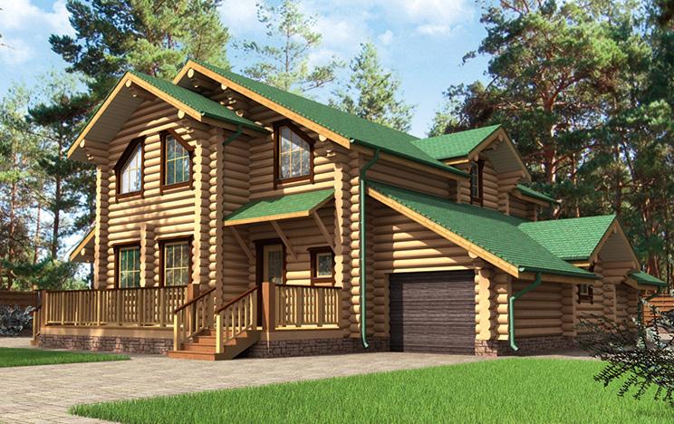Проект дома №132