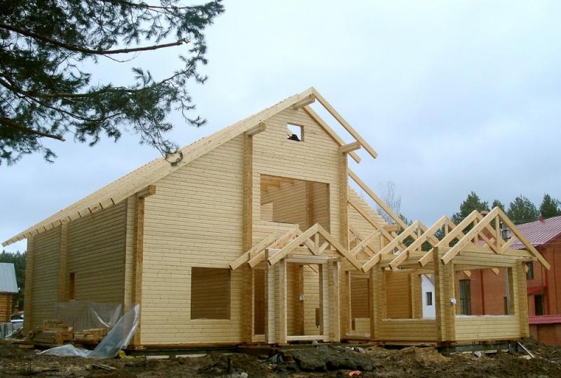 "Проект дома ""Метида"", брус камерной сушки, 190 кв.м."
